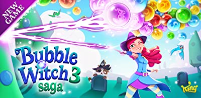 Bubble Witch Saga Unblocked | #1 Bubble ... - Free to Play